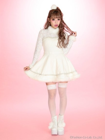 Cute Cozy Swankiss Clothes for Larme Princesses! (2)