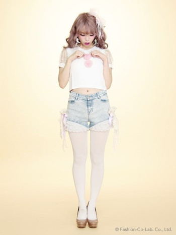 Cute Cozy Swankiss Clothes for Larme Princesses! (4)