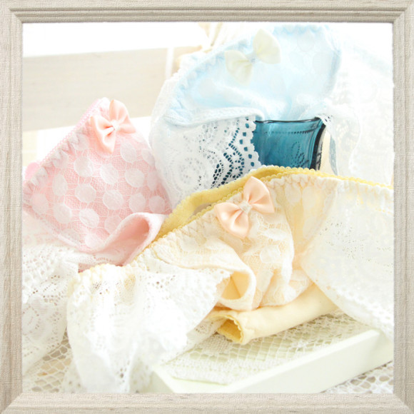 Cute Pastel Undies for Lacy Larme Looks! (1)