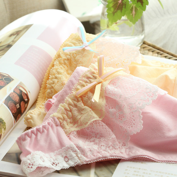 Cute Pastel Undies for Lacy Larme Looks! (2)