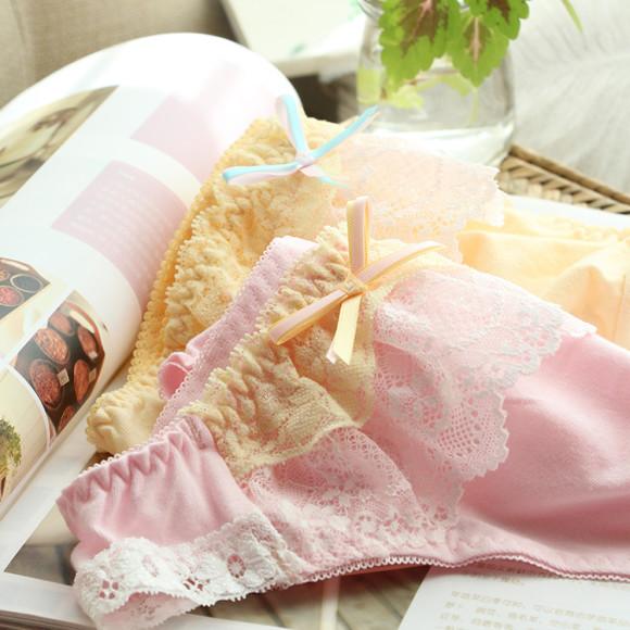 Cute Pastel Undies for Lacy Larme Looks! (2)