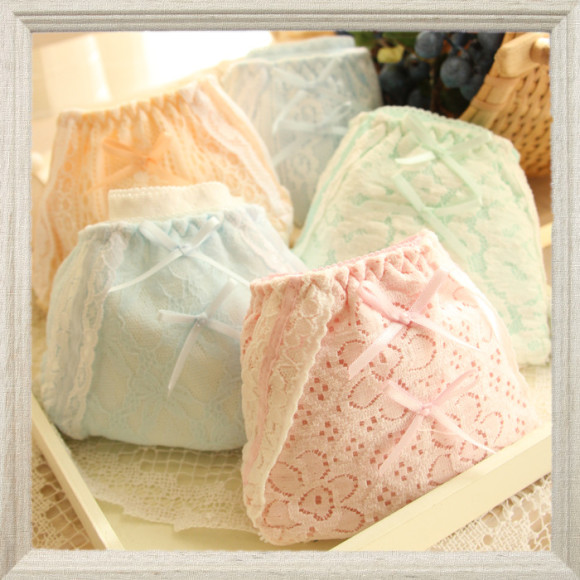 Cute Pastel Undies for Lacy Larme Looks! (3)