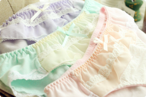 Cute Pastel Undies for Lacy Larme Looks! (5)
