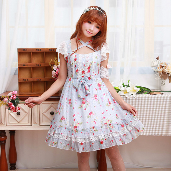 Pretty New Lolita Pieces For You This Winter! (1)