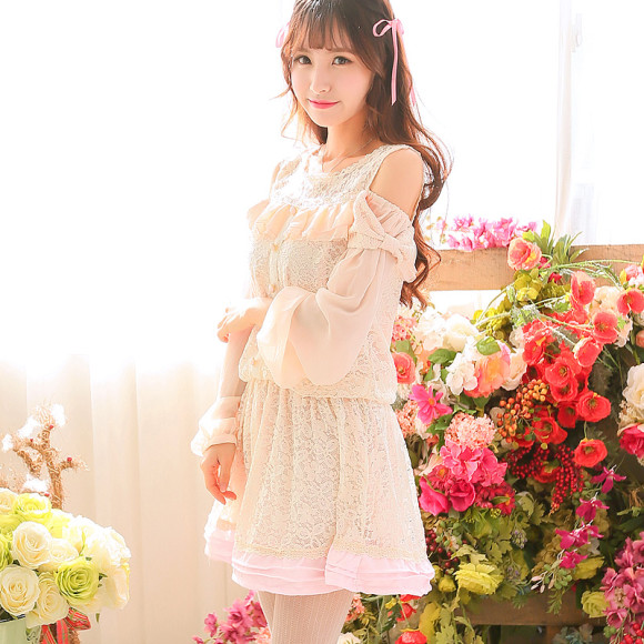 Pretty White Winter Dresses for Snow Princesses (4)