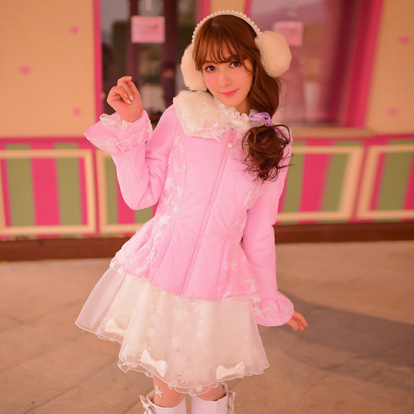 Sweet Princess Winter Sweaters and Coats Brand New from BoBon21 and Candy Rain (1)