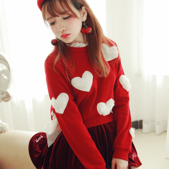 Sweet Princess Winter Sweaters and Coats Brand New from BoBon21 and Candy Rain (3)