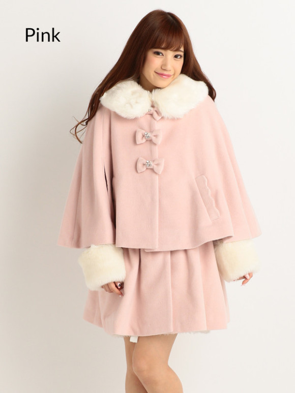 These Beautiful Liz Lisa Coats & Cardigans Keep Pretty Princesses Warm! (1)