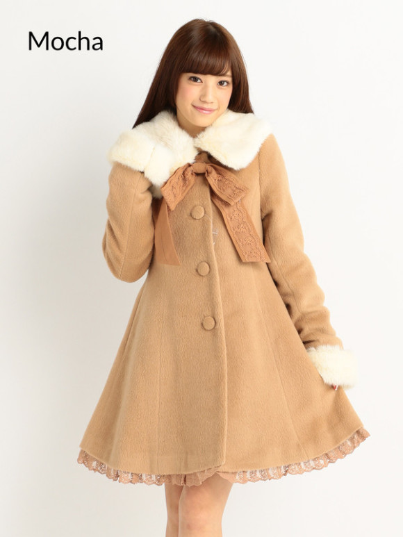These Beautiful Liz Lisa Coats & Cardigans Keep Pretty Princesses Warm! (3)