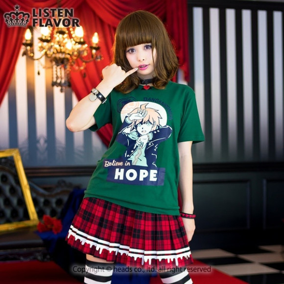 Check Out These Awesome Dangan Ronpa T-Shirts Suitable for Kawaii Style (3)
