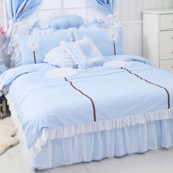 Pastel Princess Bed Sets (2)
