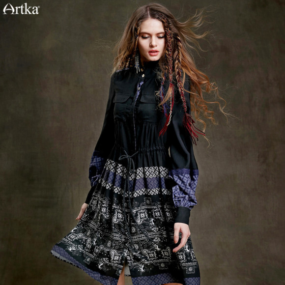 Witchy Winter Elegant Style (4)