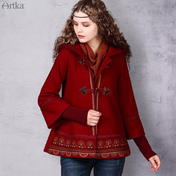 Witchy Winter Elegant Style (5)