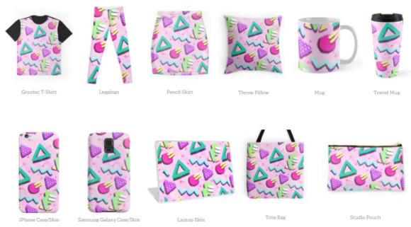 pastelpink80spattern_itemsamples