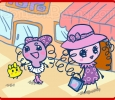 Girls' Day Out (Tamagotchi) | March 2008