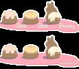 Bon Bon Bunny Logo | January 2010