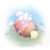 Easter Bun | March 2010