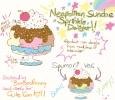 Neapolitan Sundae Sprinkle Delight (Cute Can Kill) | May 2011