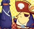 Ninja Chicken & Pirate Penguin | March 2010